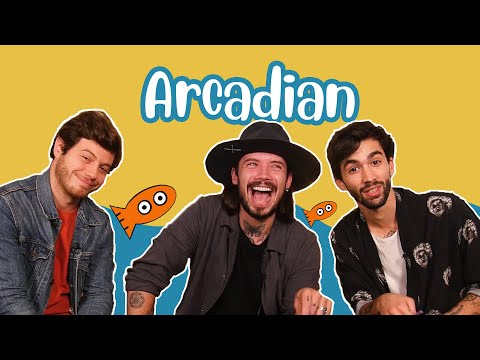 Arcadian - Be Careful What You Fish For