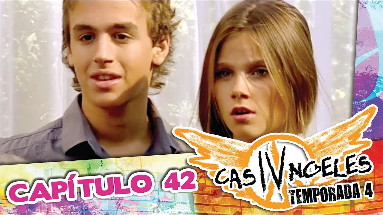 0d614bc4250f Casi Angeles Temporada 4 Capitulo 42 LA MEMORIA INQUIETA - YouTube