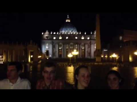 Rome Reflections: Part 1