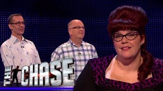 The Chase | Michael and Alan's Extraordinary Final Chase With The Vixen