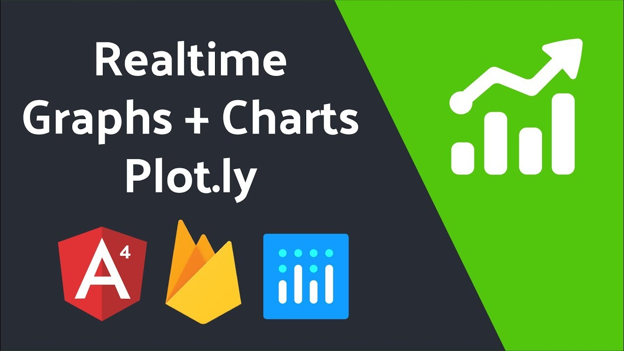 Realtime Graphs and Charts with Plotly and Firebase