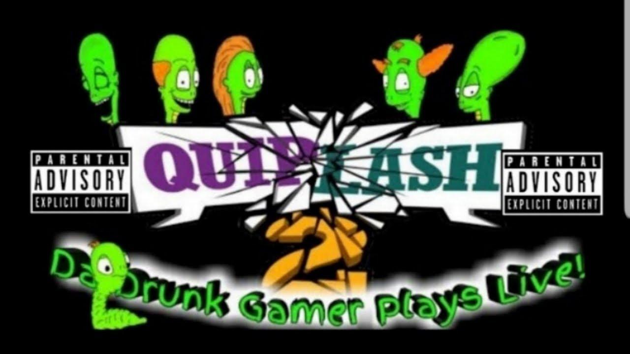 JACKBOX: QUIPLASH 2 Gameplay (Facecam) Grab Your Phones ...