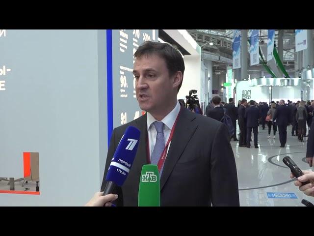 Дмитрий Патрушев в интервью «НТВ» рассказал о планах на экспорт продукции АПК