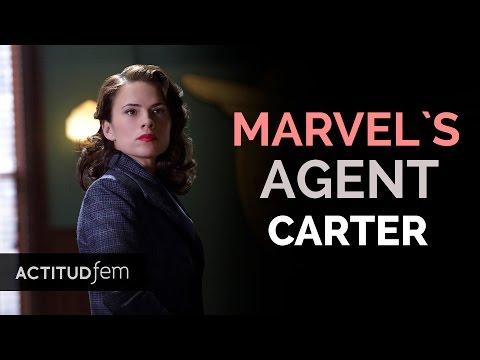Trailer Marvel: Agente Carter | MARVEL`S AGENT CARTER