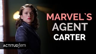 Trailer Marvel: Agente Carter | MARVEL`S AGENT CARTER