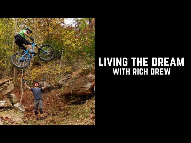 A couple minutes with Rich Drew