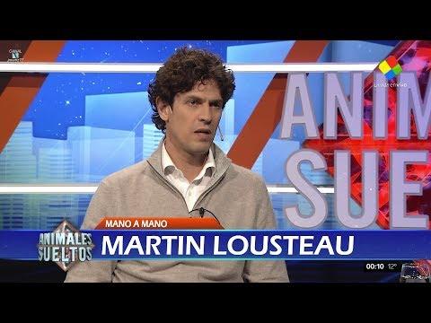 Martín Lousteau en