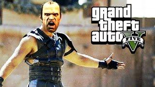 GLADIATOR GRAB-ASS - GTA 5 Gameplay
