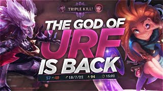 Yassuo | THE GOD OF URF IS BACK
