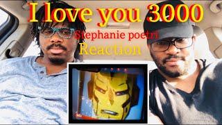 Download lagu Stephanie Poetri I Love You 3000 REACTION
