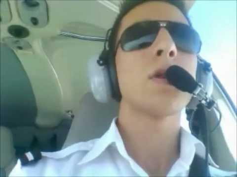 Flying Solo, Wadi Rum & Red Sea- Pilot in Command Cadet: Zaid Al-Safadi