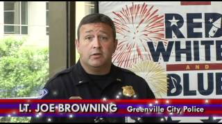 News Conference: 2012 Wells Fargo Red White and Blue presented by AT&T