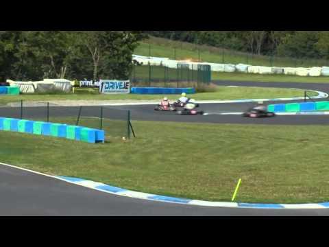 2012 Motorsport Ireland Karting Championship - KZ2 (Gearbox)
