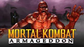 "THE BEST JOKE CHARACTER EVER! - Armageddon: ""Meat"" Arcade Ladder (Mortal Kombat 11 Kountdown)"