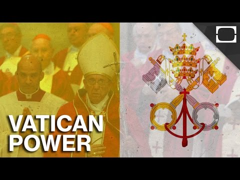 How Powerful Is The Vatican?