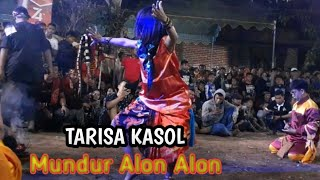 Mundur Alon Alon Cover Solah  Tarisa Kasol Feat Yunie Antie || Cover Jaranan Nogo Pertolo