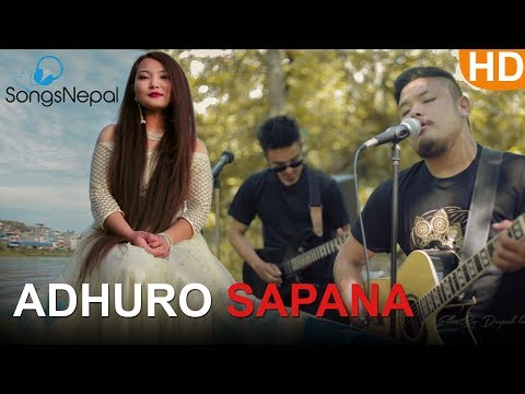 Adhuro Sapana - Saink-Saviour (7th Big Icon Winner) | New Nepali Pop Song 2017