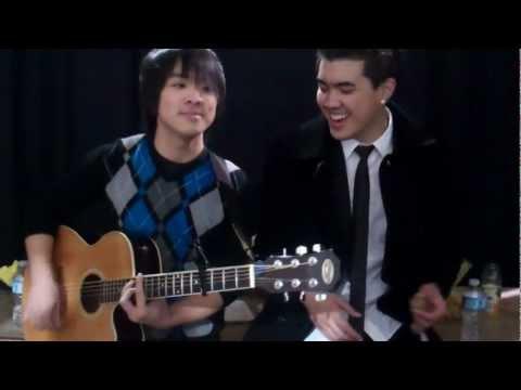 Jon Dinh x Joseph Vincent - I'm Yours (Cover)