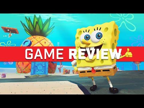 SpongeBob SquarePants: Battle for Bikini Bottom Rehydrated Review (Switch) | Destructoid Reviews