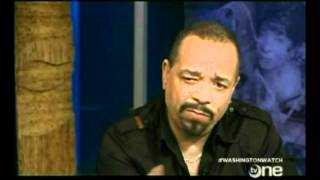WASHINGTON WATCH: Ice T On The History Of Rap & New Film Something From Nothing