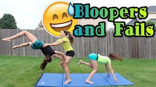 cheer and gymnastics bloopers and fails