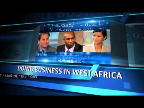 Doing Business in West Africa - Inward Mission to the UK