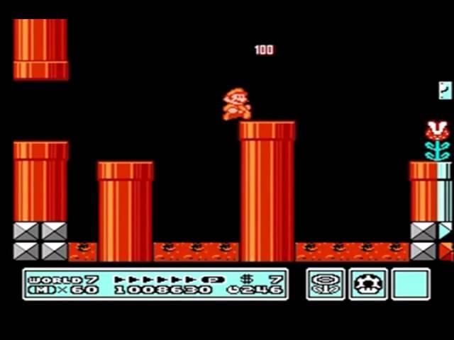 The RetroBeat: I finally beat Super Mario Bros  3 thanks to