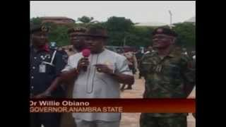 Crime Fighting: Anambra State Govt Deploys Drones and High Tech Equipment