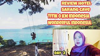 TravelVlog Review Hotel Wisata Gua Sarang Titik 0 KM Sabang Kota Tanpa Lampu Merah TRAFFIC