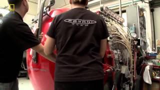 Документальный фильм Мегазаводы Pagani 2014 HD смотреть онлайн