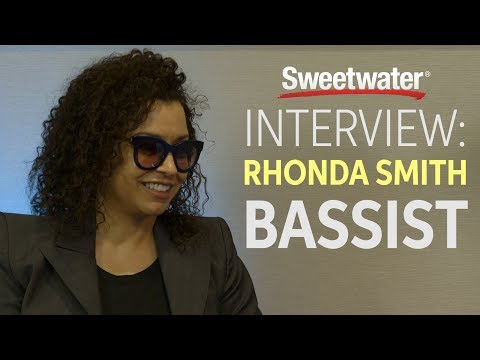 Rhonda Smith Interviewed by Sweetwater