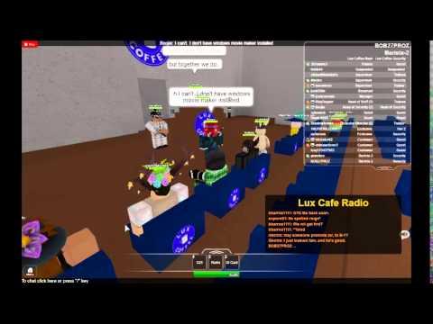 ROBLOX: Lux Coffee Debate!