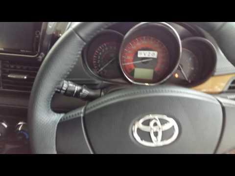 รีวิว Toyota Yaris TRD yellow ยาริส สีเหลือง 2016 - 2017