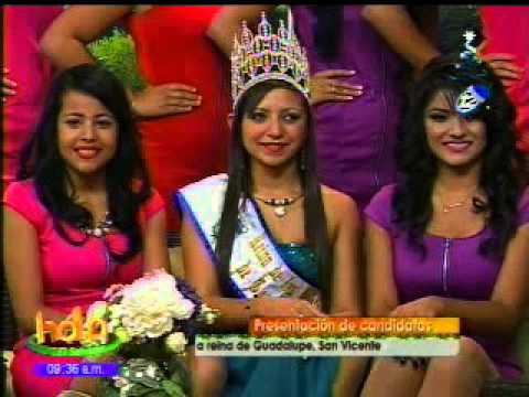 Estas son las hermosas candidatas que se postulan a reina de Guadalupe