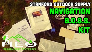 BOSS Navigation Kit by Stanford Outdoor Supply (Review)