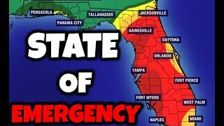 FLORIDA NOW UNDER STATE OF EMERGENCY!! (Toxic Water Update) | JOOGSQUAD PPJT