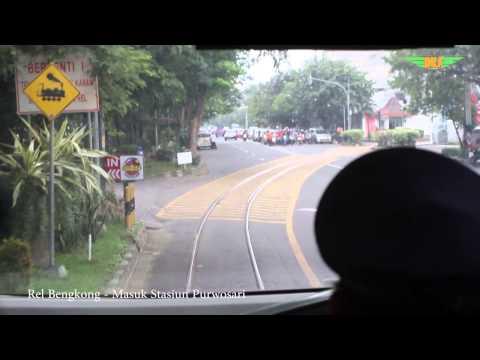 (Indonesian Railways) Batara Kresna Cabin Riding