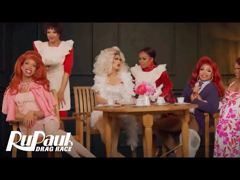 """Good God Girl, Get Out!"" Ft. Team Silky Nutmeg Ganache 