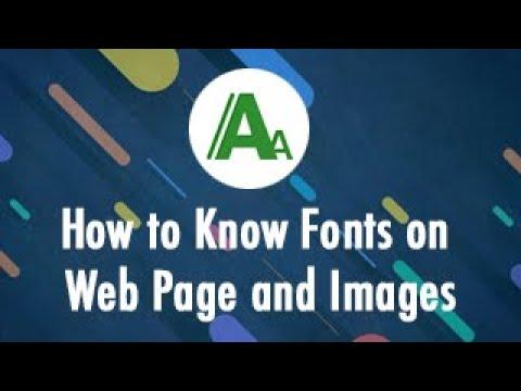 9 Cara Mengetahui Jenis Font Dari Gambar Begini Caranya
