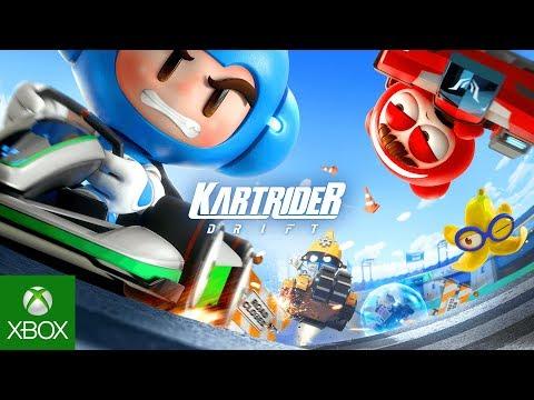 Бета-версия KartRider: Drift доступна для инсайдеров на Xbox One