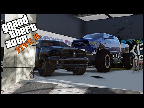 GTA 5 ROLEPLAY - BLEW MAMMOTH UP ON DYNO!!! - EP. 450 - CIV
