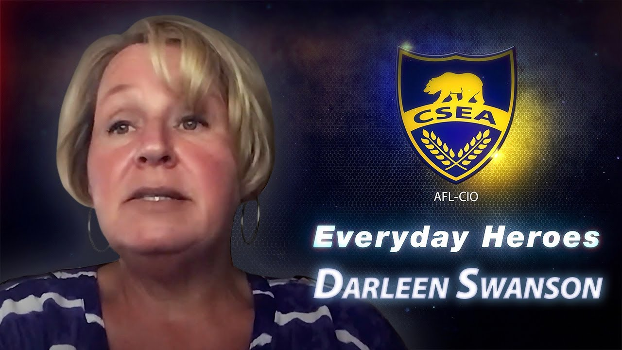 Everyday Hero Darleen Swanson
