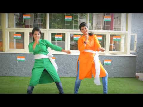 VANDE MATARAM FROM ABCD2..|Avani's step up The Dance Factory.