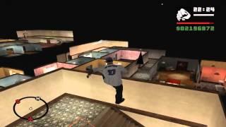 Gta San Andreas - Misterio del Motel Jefferson (Loquendo) Familiares Ahorcados