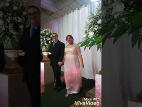 Casamento religioso 01/04/2017 Daniel & Tany