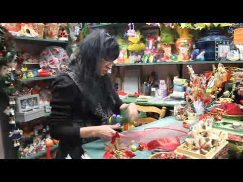 Магазин за подаръци Gifts Как да направим коледна украса