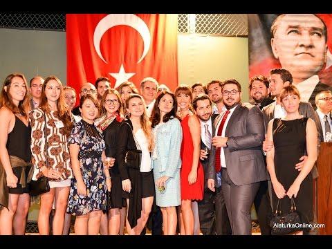 Turkish Republic Day Reception In Los Angeles - Los Angeles'ta Cumhuriyet Bayramı Resepsiyonu