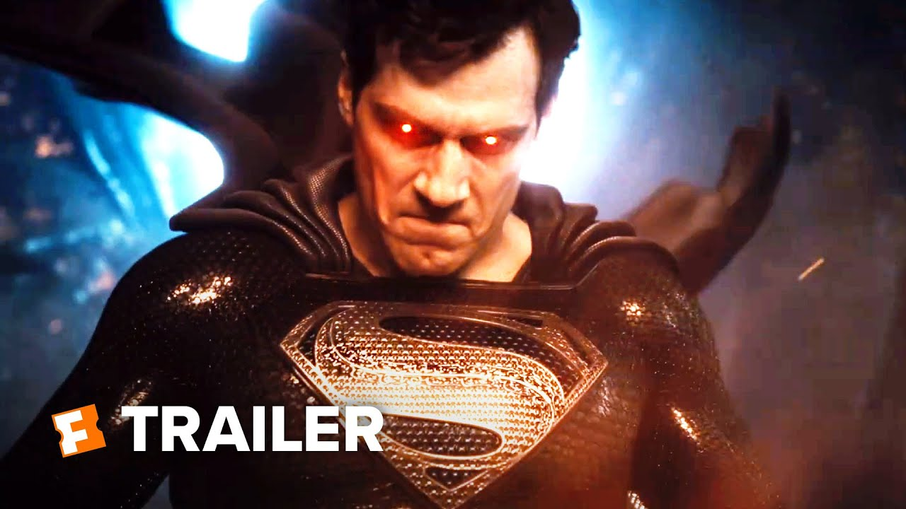 Download Zack Snyder's Justice League Trailer #1 (2021) | Movieclips Trailers