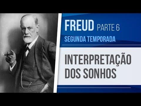 FREUD (6) – INTERPRETAÇÃO DOS SONHOS | PSICANÁLISE (SEGUNDA TEMPORADA)