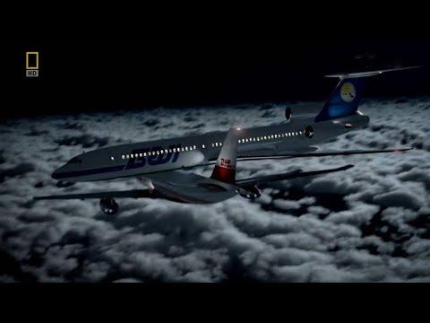 Столкновение в небе.Секунды до катастрофы.National Geographic / HDTV 720p